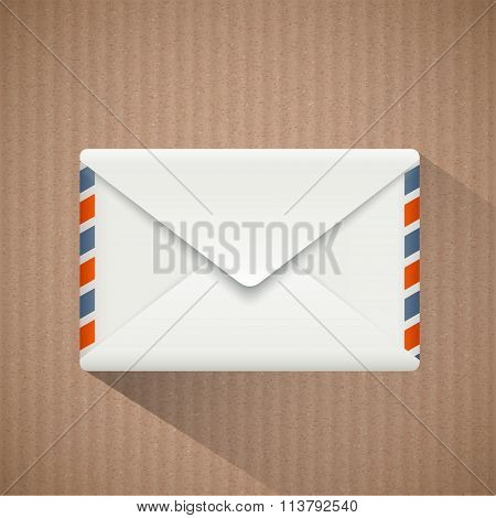 Envelope. Stock Illustration.