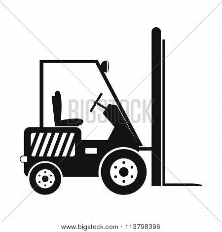 Forklift loader pallet stacker truck