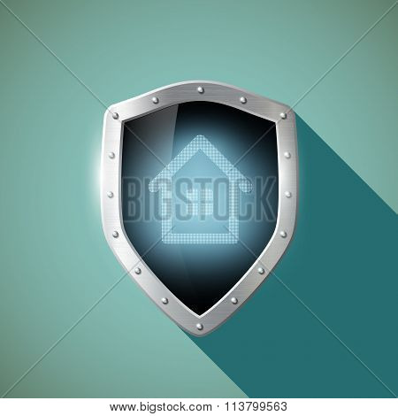 House On The Metal Shield