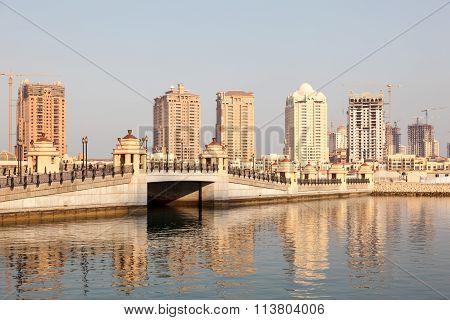 Porto Arabia, Qatar