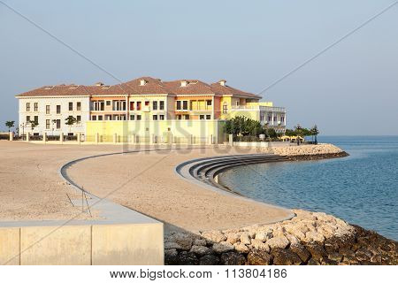 Villas At The Pearl In Doha, Qatar