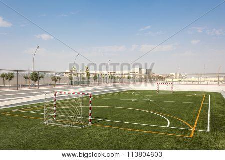 Handball Sports Field