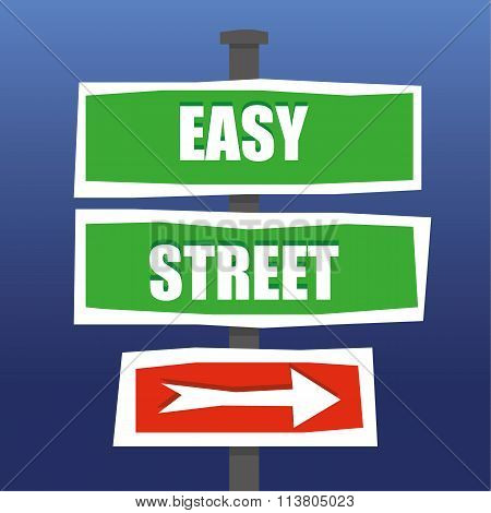 Easy Street This Way