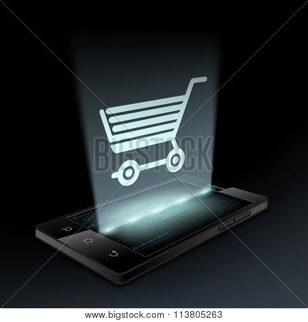 Shopping Cart Icon