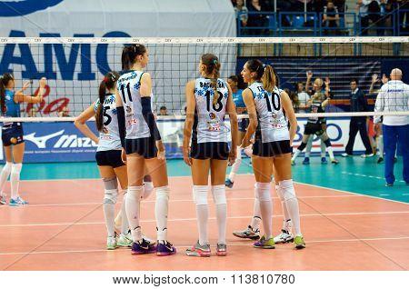 Dynamo Kazan Team