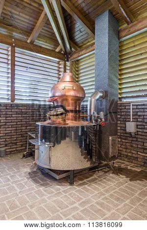 Cauldron For Brandy