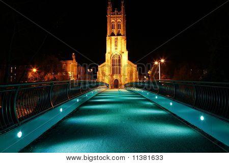 St marys church derby