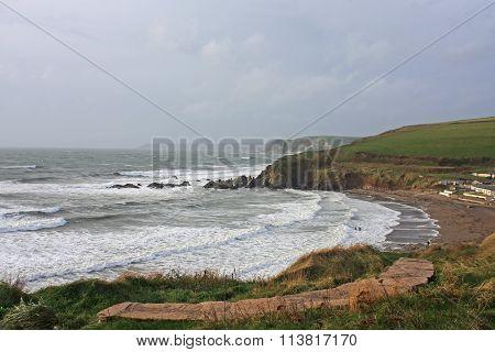 Challaborough Bay, Devon