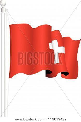 switzerland national flag