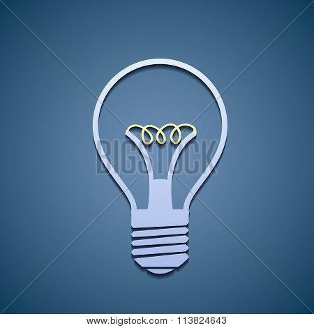 Icon Incandescent Lamp.