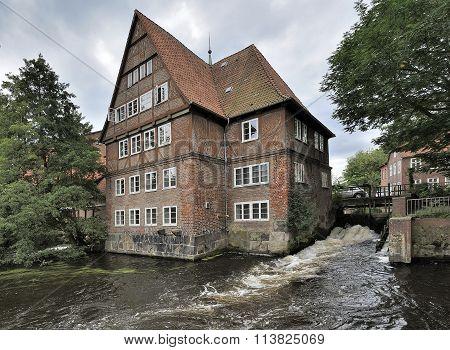 Ratsmuhle, Luneburg, Germany