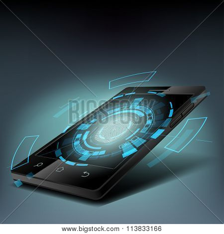 Fingerprint Scanning On The Screen