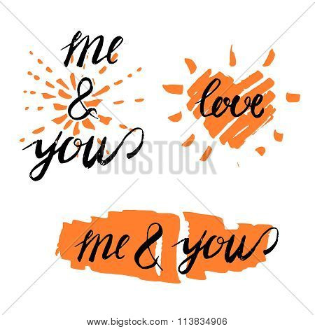 Love lettering 14 A