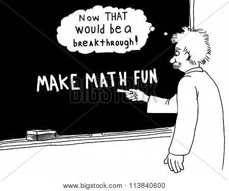 Make Math Fun