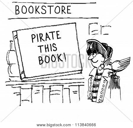 Pirate This Book