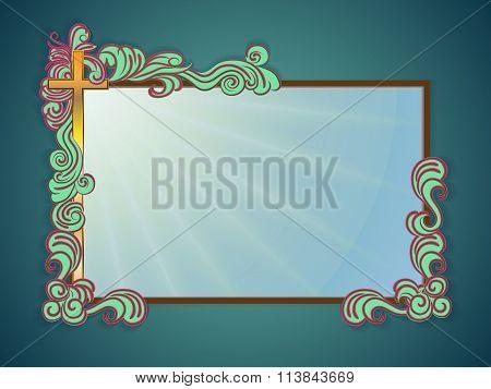 Frame Religious Text