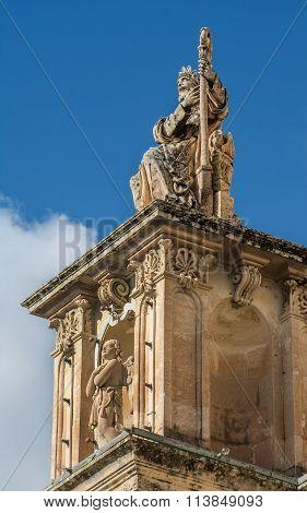 St.Nicholas church, Siggiewi, Malta
