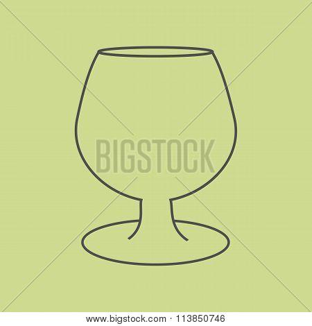 Brandy Cognac Glass