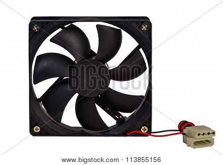 A Fan For Cooling A Computer System Unit