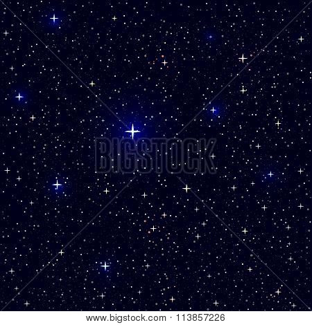 effects stars texture background