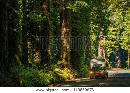 California Camper Journey