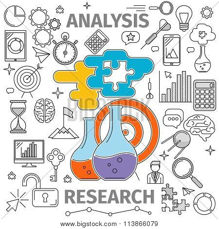 Analysis Research Concept