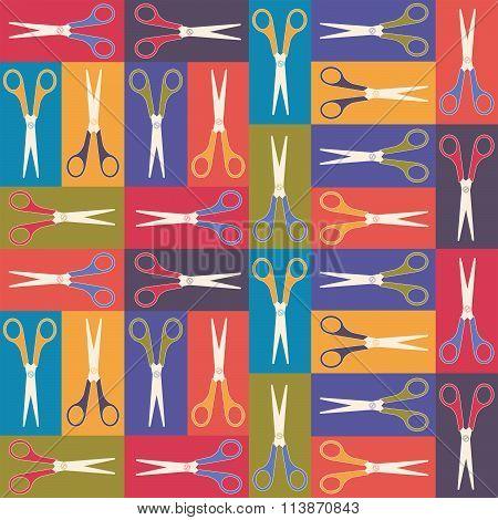 Scissors Pattern 1