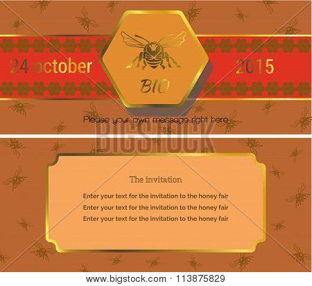 The invitation 8