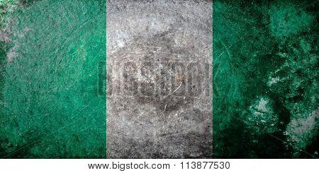 Nigeria Grunge