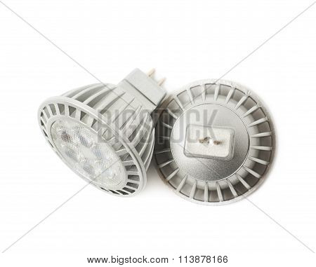 Energy saving led bulb isoalted