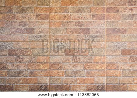 Background of decorate sand stone