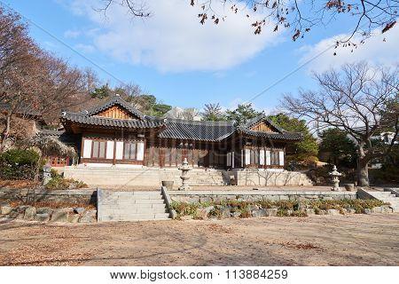 Geungnakjeon In Gilsangsa Temple