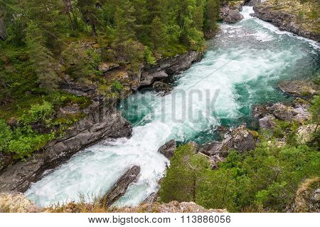 Highland Rapid River Rauma
