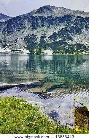 Banderishki Chukar Peak and The Fish Lake, Pirin Mountain