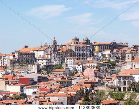 The Porto Skyline