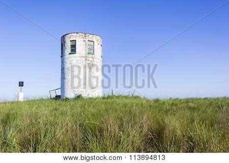 Lookout Tower Crop Fires