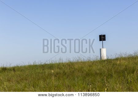 Beacon Marker Hilltop