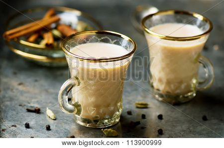 Indian Masala Tea