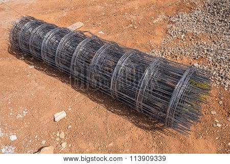 Roll Of Wire Mesh