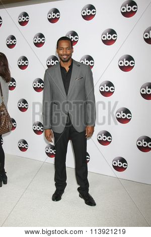 LOS ANGELES - JAN 9:  Anthony Montgomery at the Disney ABC TV 2016 TCA Party at the The Langham Huntington Hotel on January 9, 2016 in Pasadena, CA