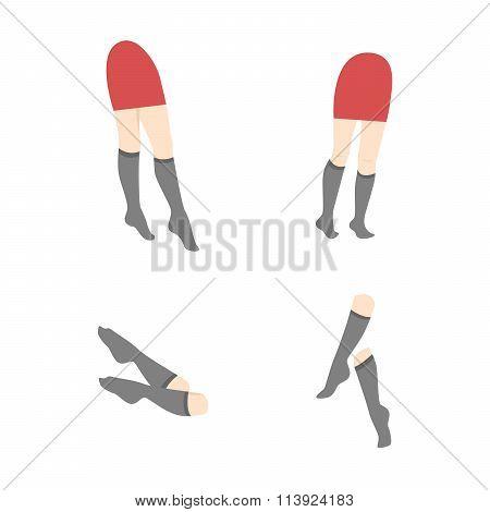 The Legs Set