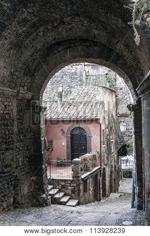 Narni, beautiful town in the province of Terni in Italy