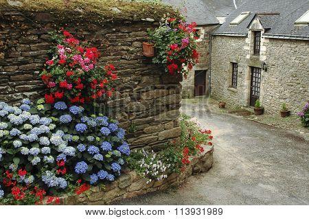 La Roche-bernard (brittany)