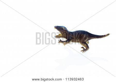 toy dinosaur velociraptor