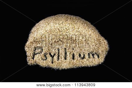 Word On Daily Dietary Fiber Supplement Psyllium