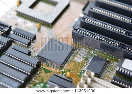 Mother Board Of Computer