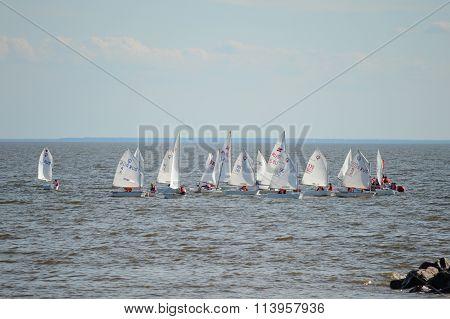 Yachtsmen Training