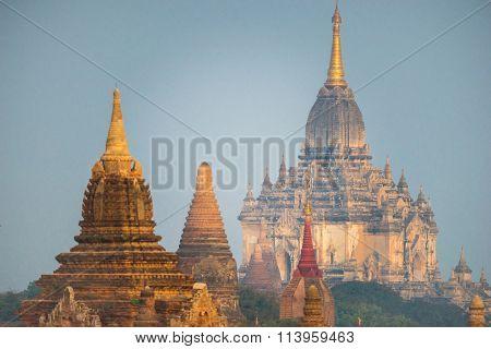 Bagan(Pagan), Mandalay, Myanmar. 2015