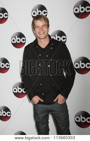 LOS ANGELES - JAN 9:  Graham Rogers at the Disney ABC TV 2016 TCA Party at the The Langham Huntington Hotel on January 9, 2016 in Pasadena, CA