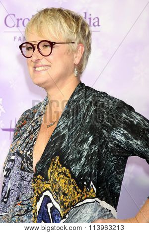 LOS ANGELES - JAN 8:  Dr JJ Levenstein at the Hallmark Winter 2016 TCA Party at the Tournament House on January 8, 2016 in Pasadena, CA